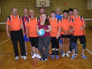 Volleyball Freizeit